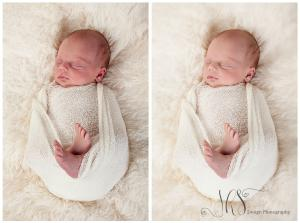 JHS Design Newborn Fotografie Before - after-1