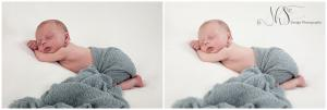 JHS Design Newborn Fotografie Before - after-2
